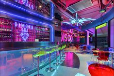 The resurrection of disco-inspired spaces incites a 'night fever' epidemic - News - Frameweb