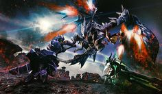 News of MHXX on Switch, according to Gamespot, first popped up on the Capcom website. There's a big picture of one of the titular monsters and a Switch console but, otherwise, that's about it. The original article points out that there's a Monster Hunter Championship...