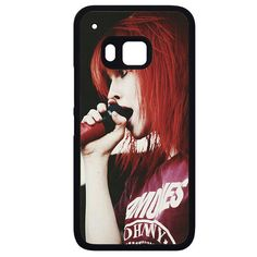 Paramore Haley Williams 4Phonecase Cover Case For HTC One M7 HTC One M8 HTC One M9 HTC ONe X