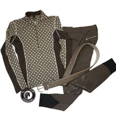 We're a full service saddlery specializing and providing the best competition attire, saddle fittings, tack, boots, and everything a horse and rider would need Tailored Sportsman, Equestrian Outfits, Leather Jacket, Fun, Jackets, Shirts, Belt, Fashion, Studded Leather Jacket