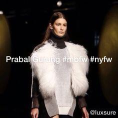▶ Prabal Gurung #nyfw #mbfw  - http://flipagram.com/f/n1dKRWR4f0