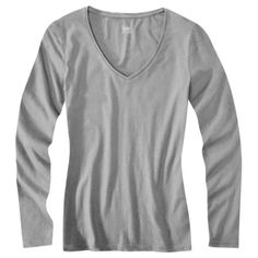 Mossimo® Women's V-Neck Tissue Top