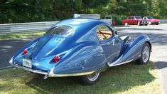 Talbot-Lago cars in the Late 1930s & the Lime Rock Historic Festival |