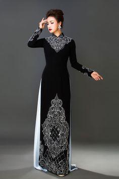 Long Dress Fashion, Abaya Fashion, Couture Fashion, Indian Fashion, Fashion Dresses, Dress Neck Designs, Stylish Dress Designs, Stylish Dresses, Ao Dai
