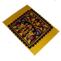 Designer decorative #Folk #pad on the #table № gd332
