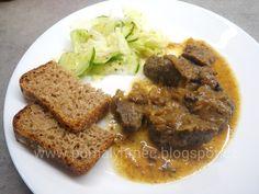 Pomalý hrnec Pork, Beef, Kale Stir Fry, Meat, Pork Chops, Steak