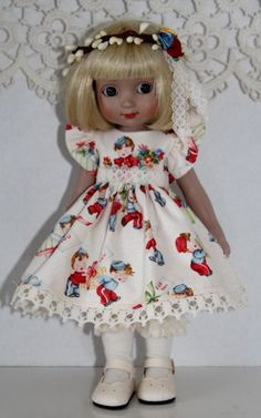 """Special Delivery Valentine for 10"""" Tonner Ann Estelle, Patsy"""