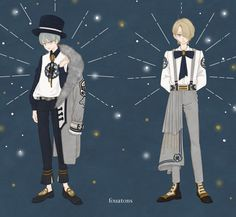 fouatons/9.30関西コミティア (@surume050505) | Twitter Boy Outfits, Cute Outfits, Stylish Mens Fashion, Fashion Design Sketches, Drawing Clothes, Boy Art, Character Outfits, Cute Art, Fashion Art