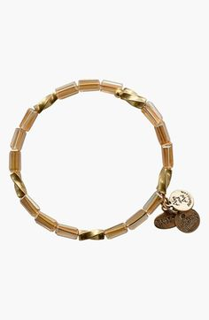 Love this Alex and Ani charm bracelet