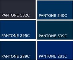 Tardis 10th blue colour codes approved by bbc pantone 2955c navy pantone google search malvernweather Images