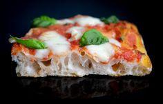 Roomalainen peltipizza – Paistopintaa syvemmältä Mozzarella, Lasagna, Quiche, Sandwiches, Pizza, Cooking, Breakfast, Ethnic Recipes, Food