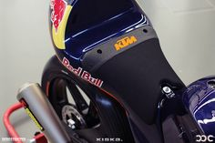 KTM Moto3 Racing Bike