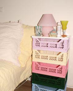 Pastel Room Decor, Pastel Bedroom, Cute Room Decor, Room Design Bedroom, Room Ideas Bedroom, Bedroom Decor, Uni Room, Pretty Room, Bedrooms