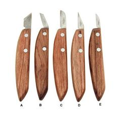 Chip Carving Knife – An Important Wood Carving Tool Best Wood Carving Tools, Wood Tools, Wood Picture Frames, Picture On Wood, Whittling Wood, Engraving Tools, Chip Carving, Tampons, Knife Making