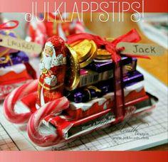 Santa's candy sleight
