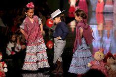 No llores patito: Las ideas de patito: la moda flamenca para los más...