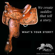Saddles, Tack, Westerns, Leather, Roping Saddles