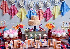 Aniversário em junho? Aproveite para transformar a comemoração em uma festa junina