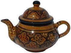Le Souk Ceramique Honey Design Teapot -