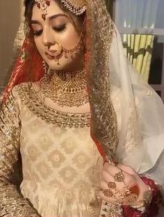 Latest Bridal Dresses, Bridal Mehndi Dresses, Asian Bridal Dresses, Bridal Dress Design, Asian Wedding Dress Pakistani, Beautiful Pakistani Dresses, Indian Bridal Wear, Dulhan Dress, Nikkah Dress