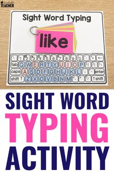 8 Engaging Word Building Activities for Students to Practice Sight Words - thea Teaching Sight Words, Sight Words List, First Grade Sight Words, Sight Word Practice, Sight Word Games, Sight Word Activities, Phonics Activities, Free Activities, Kindergarten Sight Words