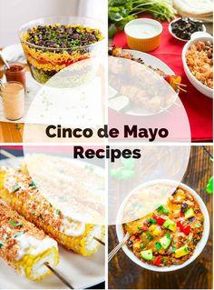 Fiesta-Worthy Cinco de Mayo Recipes