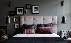 Buster & Punch interior design photographed by interiors and lifestyle photographer Graham Atkins-Hughes