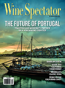 The Future of Portugal - Wine Spectator - July 31, 2015   The clash of tradition and modernity, amid an amazing array of grape varieties, terroirs and winemaking cultures, makes Portugal one of the most dynamic wine-producing nations in the world today.   - Change is sweeping across this historic winemaking nation, with renowned quintas and a new generation of vintners competing and collaborating across a dizzying array of terroirs, varieties and viticultural techniques. With refined red…