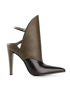 Shop Alexander Wang shield front ankle boots in -Renaissance- from the world's best independent boutiques at farfetch.com. Over 1000 designers from 60 boutiques in one website.
