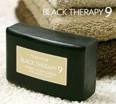 Why I always use bamboo charcoal soap after a workout...