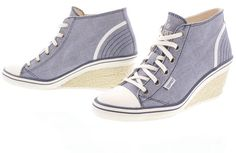 Esprit - Lexa Lu Wedge Wedges, Sneakers, Fashion, Moda, Sneaker, Wedge, Fasion, Fashion Illustrations, Fashion Models