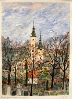 B.Bystrica - Barbican by Jozef Kreutz