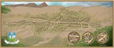 Explore the Fantasy and RPG Cartography collection - the favourite images chosen by jcarlhenderson on DeviantArt. Birds Eye View Map, Cartography, Fantasy World, My Works, Deviantart, My Love, Drawings, Artist, Transylvania Romania