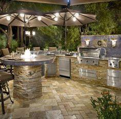 Outdoor Kitchens • Outdoor Grills