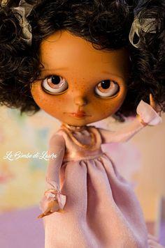 Blythe Doll custom ooak by LebimbediLaura on Etsy