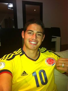 James Rodriguez, team Colombia, superstar of this fifa World Cup 2014 #worldcup