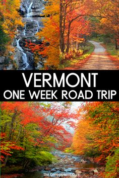 Perfect 1 Week Itinerary for a Vermont Road Trip 360 Virtual Tour, Covered Bridges, Travel Usa, Beach Travel, Places To See, Travel Inspiration, Travel Destinations, Scenery, Around The Worlds