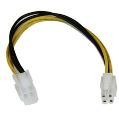 StarTechcom 8Inch ATX12V 4Pin P4 CPU Power Extension Cable ATXP4EXT * Find out more about the great product at the image link.