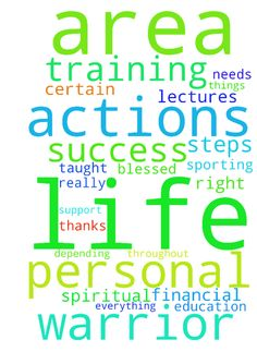 For God all things are possible! -   Let us all together to thank Jesus for lectures and exams went very blessed! Let us pray, everything God has given me and taught me throughout my training in theology to live and act in me always and forever for God's glory! Beloved prayer warriors, I know that to have good success in any area God wants me to do certain steps and actions. Let us pray the Lord to build me and help me to do the right steps and actions to have incredible success and…