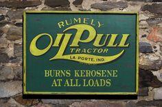Nutmegger Workshop: Rumely Oil Pull