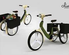 Cool looking and useful bike share