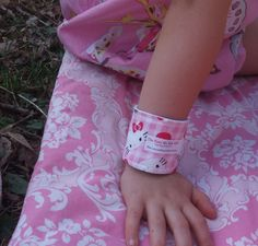 Girl's ID and Safety Medical Alert Bracelet by TheOwlandTheFirefly