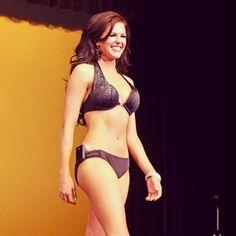 Sierra Sandison (sierra_anne_nicole): Miss Idaho 2014 walking the run way with her insulin pump!  Awesome!!!
