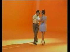 Lección Tango 17 - sacada con ocho adelante- Osvaldo Zotto y Mora Godoy