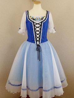 Twin Costumes, Cute Dance Costumes, Ballet Costumes, Ballerina Costume, Ballet Tutu, Long Tutu, Skating Dresses, Dance Outfits, Ladies Dress Design