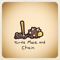 Image from http://images.fineartamerica.com/images-medium-large-5/turtle-mace-and-chain-turtle-wayne.jpg.