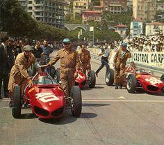 Monaco Grand Prix 1962