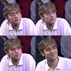 oh damon Damon Albarn, Beautiful Boys, Pretty Boys, Blur Band, Best Profile Pictures, Jamie Hewlett, Blurred Lines, Britpop, Boys Like