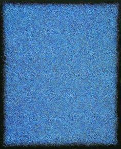 "Saatchi Art Artist Heidi Thompson; Painting, ""Blue Stillness / Monochrome"" #art"