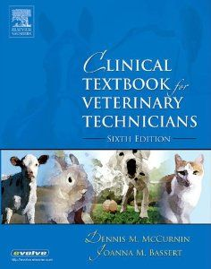 Clinical Textbook for Veterinary Technicians Sixth Edition - the big blue book :)